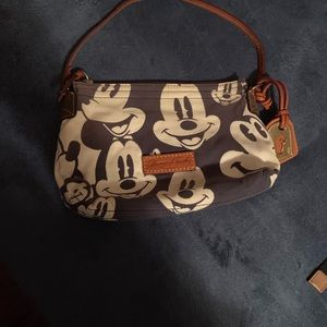 Dooney & Bourke Mickey Mouse Purse